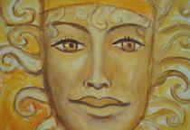 Sonnengöttin von Marion Gaber