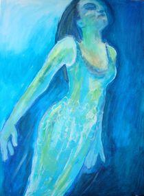 Mermaid II by Marion Gaber