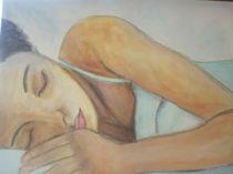 Schlafende by Marion Gaber