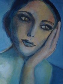 Die stützende Hand by Marion Gaber