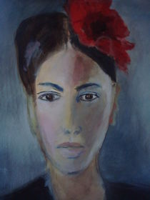 À la Frida by Marion Gaber