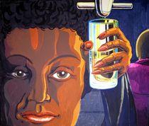 Barfrau von Peter Honcik