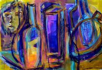 Stillleben abstrakt  von Patrizia Aichberger