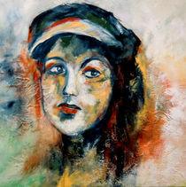 Ganz flott junge Dame by Patrizia Aichberger