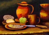 Prima colazione von Achim Knorr
