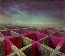 Das Kreuz im Raum von Michael Kühne