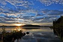 Sonnenuntergang von Hubert Hämmerle
