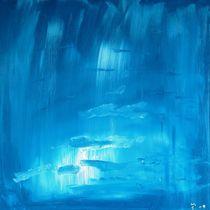 Ice-blau von Margit-Maria Schneider