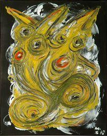 Die Geister, die ich rief... von Margit-Maria Schneider