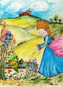Das Märchen vom Froschkönig von Margit-Maria Schneider