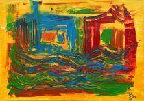 Riverboat von Margit-Maria Schneider