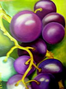 Weintrauben von ERIKA FUSS