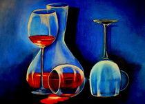 Rotwein von ERIKA FUSS