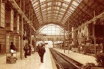 Frankfurter Bahnhof von Tino Retzlaff