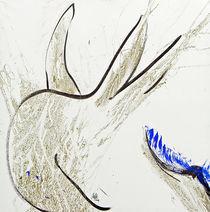 BLUE IDEA® - world with birds X von Monika Nelting