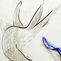 BLUE IDEA® - world with birds X by Monika Nelting