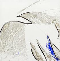 BLUE IDEA® - world with birds XII von Monika Nelting