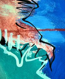 BLUE IDEA®  - once I was a bird von Monika Nelting