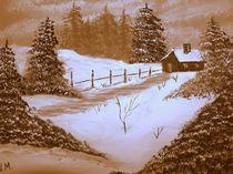 Winterzeit by Vera Markgraf