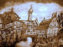 J.Rossow Das verrückte Dorf von Vera Markgraf