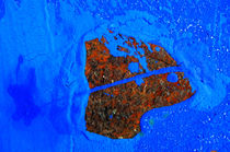BLUE IDEA - ultra marine 63 by Monika Nelting