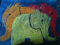 Die drei Elefanten von Heike Schuster