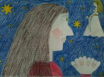 Zum Engel Beten by Heike Schuster