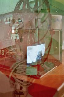 Die Kabel in der Brotmaschine von Corinna Laumeyer