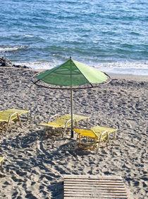 Strand von Ilona Metscher