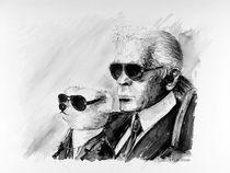 Karl Lagerfeld 70 plus 5 ? von Wolfgang Rösler