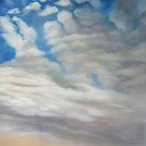 Himmel 5 by Gabriele Kasten