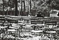 Paris,Jardin du Luxembourg by Gerd Hansmann
