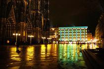 Domplatz  by Gerd Hansmann