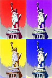Lady Liberty by Gerd Hansmann