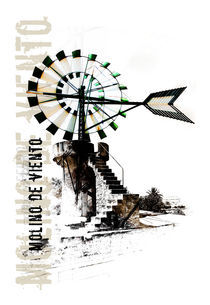 Windmühle auf Mallorca by jocopix (c)