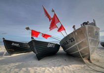 Fischerboote von Markus Schepers-Diekmann