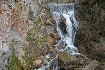 Wasserfall von Erwin Maier