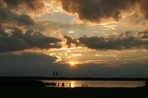 Sonnenuntergang I von Erwin Maier