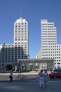 Wolkenkratzer von Erwin Maier