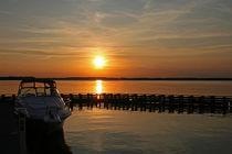 Sonnenuntergang by Erwin Maier