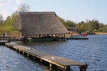 Bootshaus von Erwin Maier