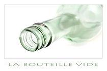 Flasche leer von josslin