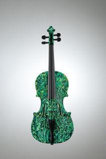 Violine 'Sommer' von Elena Beresnjak