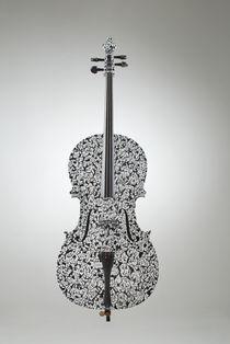Violoncello 'Badinerie' by Elena Beresnjak