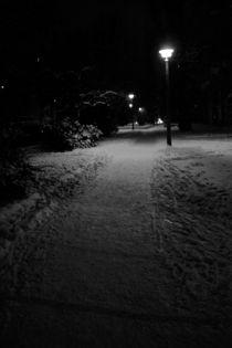 Winterweg von sonjazett
