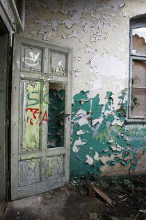 alte Tür von sonjazett