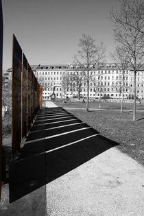 Schatten in Leipzig - Lene Voigt Park. von sonjazett