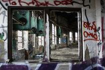 altes Bahngebäude von sonjazett