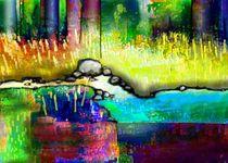 Biotop in Farbe von Thomas Bader