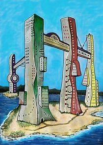 Inselleben by Thomas Bader